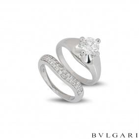 Bvlgari Corona Diamond Bridal Set